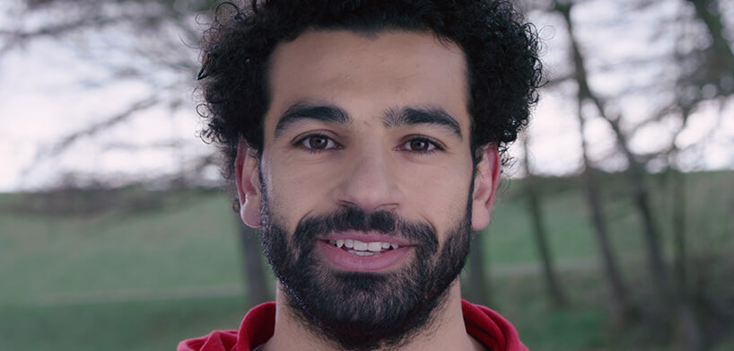 Mohamed Salah - Anti-drugs Campaign (2018)