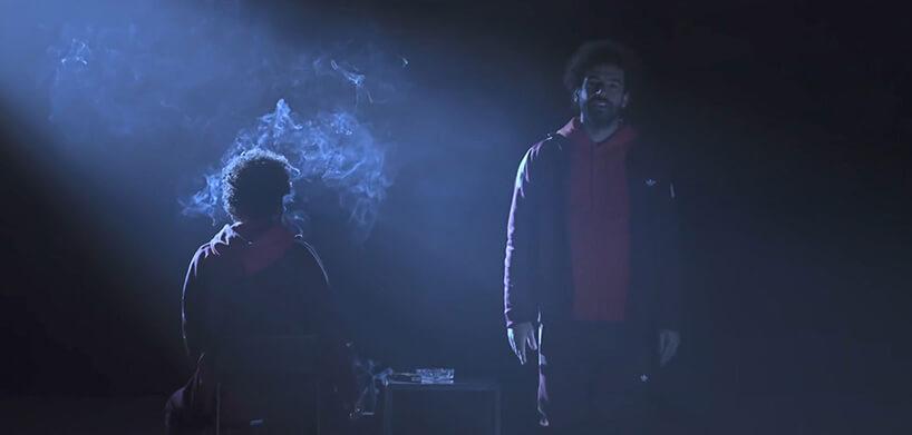 محمد صلاح - حملة مكافحة التدخين (2019)