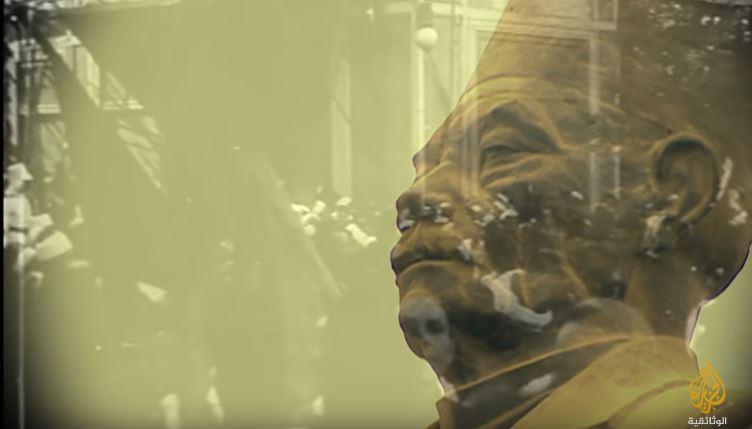 لقطات من سعد زغلول..الزعيم وظله
