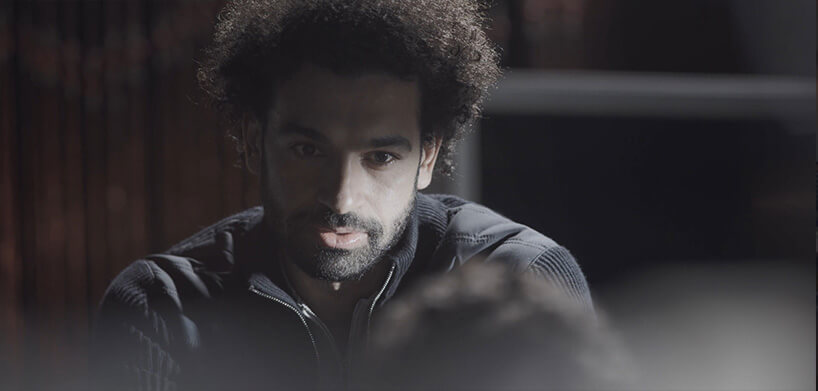 Mohamed Salah - Anti-Drugs Campaign (2019)