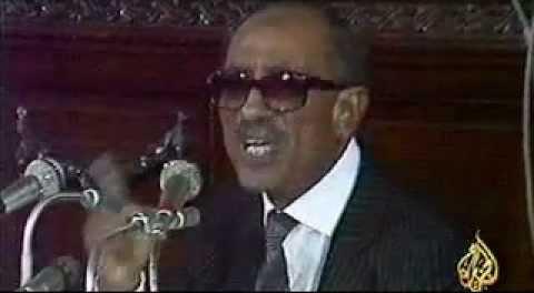 Political Crime: Assassination of Sadat